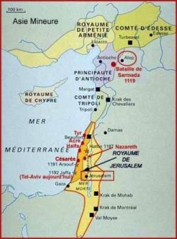 ...et les Etats latins d'Orient...(II/II)