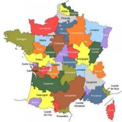 I/III : Les Provinces historiques...