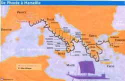De Phocée à Marseille...
