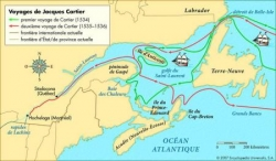 Navigateurs (II) : Jacques Cartier (I/II)