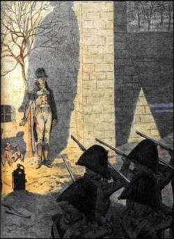 Assassinat du Duc d'Enghien.