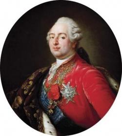 Chateaubriand est présenté à Louis XVI...