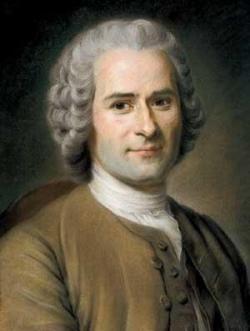 Sur Rousseau.