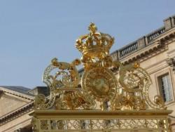 A Versailles (I)...