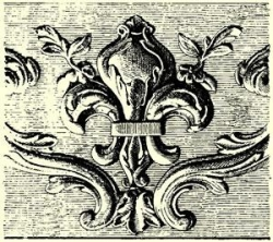 Epoque Louis XIV (III).