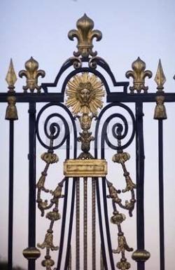 A Versailles (II)...