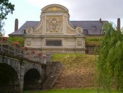 Porte royale de la citadelle de Lille.....