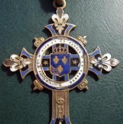 Croix des partisans (détail)