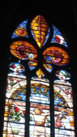 Cathédrale d'Auch (IV)...