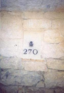 Dans les Catacombes (III)...