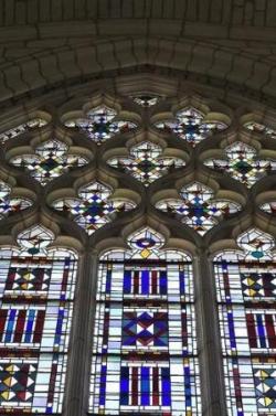 Chapelle, à Angers