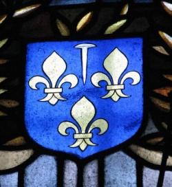 Armes de l'Abbaye de Saint-Denis