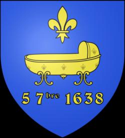 Blason de Saint Germain en Laye