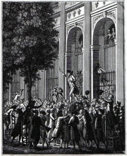 "Au Palais Royal (I): ""avant""....."