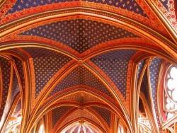 A la Sainte Chapelle (I)