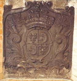 Plaque de cheminée (II).