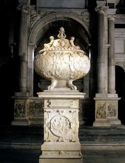 Urne funéraire de François premier.