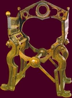 VI : Le trône de Dagobert
