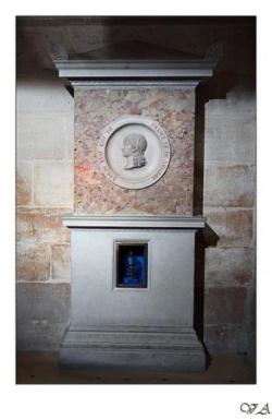 Le coeur de Louis XVII.