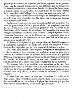 La Scission de 1830 (II)