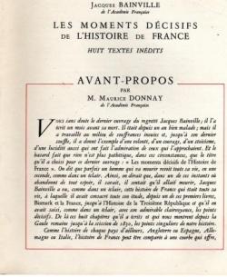 Avant-propos, par Maurice Donnay (I)