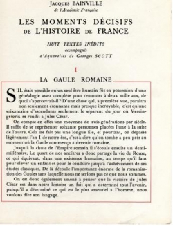 La Gaule Romaine (I)