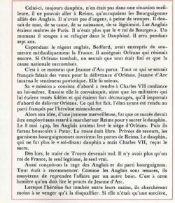 L'Ouvrage de Jeanne d'Arc (II)