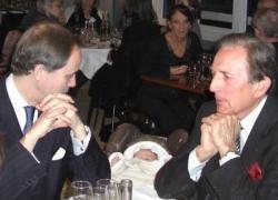 Avec Jean-François Mattéi...