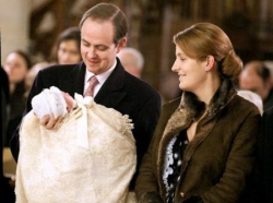 Baptême du Prince Gaston