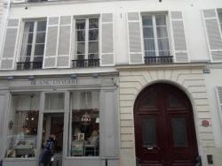 L'appartement de la rue du Bac....