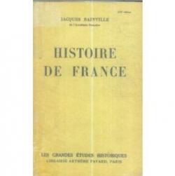 1924 : L'Histoire de France