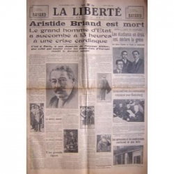 """A """"La Liberté""""...."""