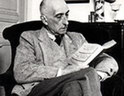 L'hommage de François Mauriac
