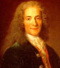 Depuis Voltaire, rien d'aussi voltairien....
