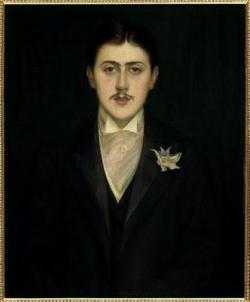 """La dédicace de """"Sodome et Gomorrhe"""", de Proust"""