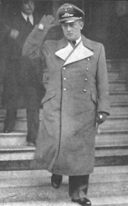 Otto Abetz et lez nazis ont reconnu leur ennemi