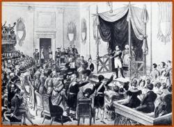 "...la ""médiatisation"" de 1806..."