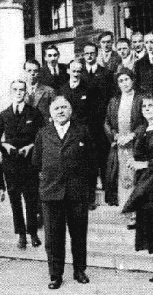 Léon Daudet à Spa...
