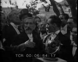 Palerme, 1931 : au mariage du Comte de Paris (II)
