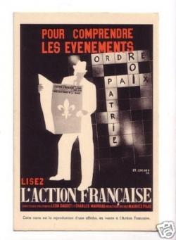 Carte/Affiche de propagande