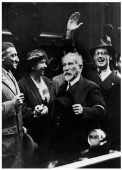 8 juillet 1937 : l'hommage à Maurras libéré...