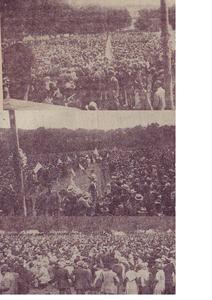 1927 : 30.000 personnes à Barbentane