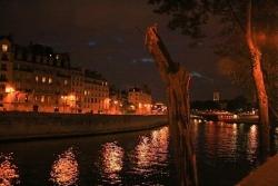 """En exil, la gestation de """"Paris vécu""""..."""