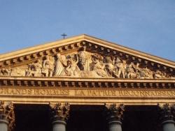 Le Panthéon...