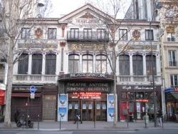 """Le """"génie scénique"""" d'Antoine, son """"théâtre libre"""""""
