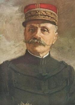Foch, commandant unique des Armées Alliées...