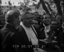Palerme, 1931 : au mariage du Comte de Paris (I)