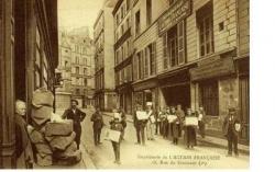 L'imprimerie, rue du Croissant