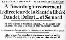 """Dans """"L'Humanité"""" du 26 juin 1927..."""