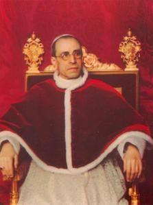 Pie XII lève les sanctions contre L'A.F.